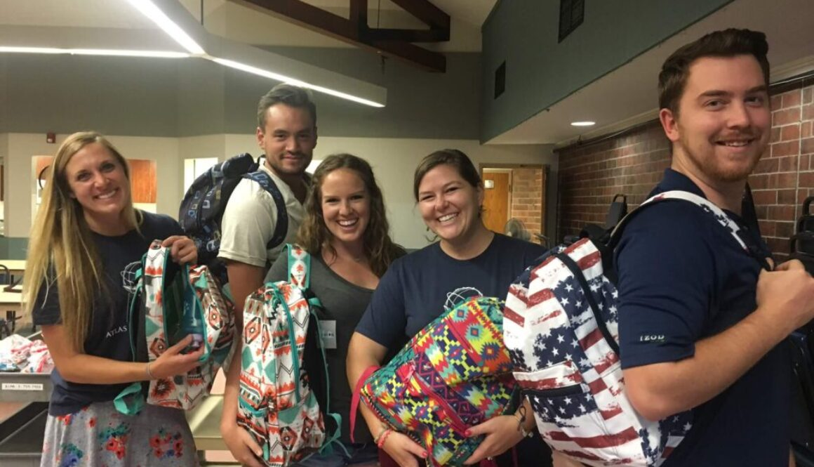 Atlas Gives Back - School Supply Drive