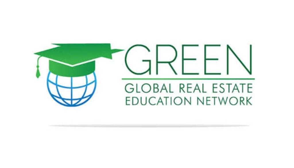 Global Real Estate Education Network (GREEN) Logo