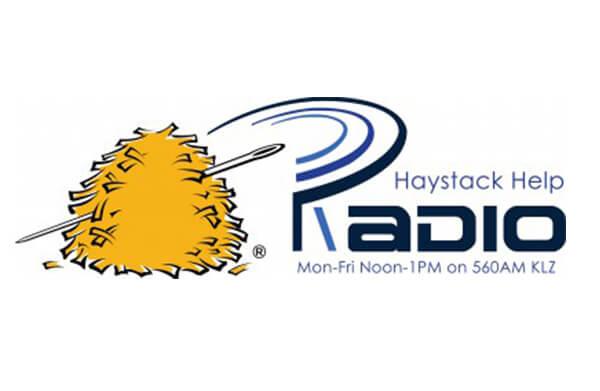 Haystack Help Radio Logo
