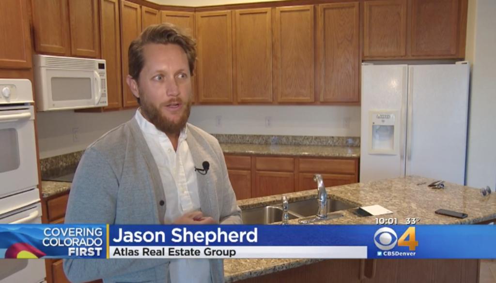 Jason Shepherd Denver CBS 4 Zillow Offers