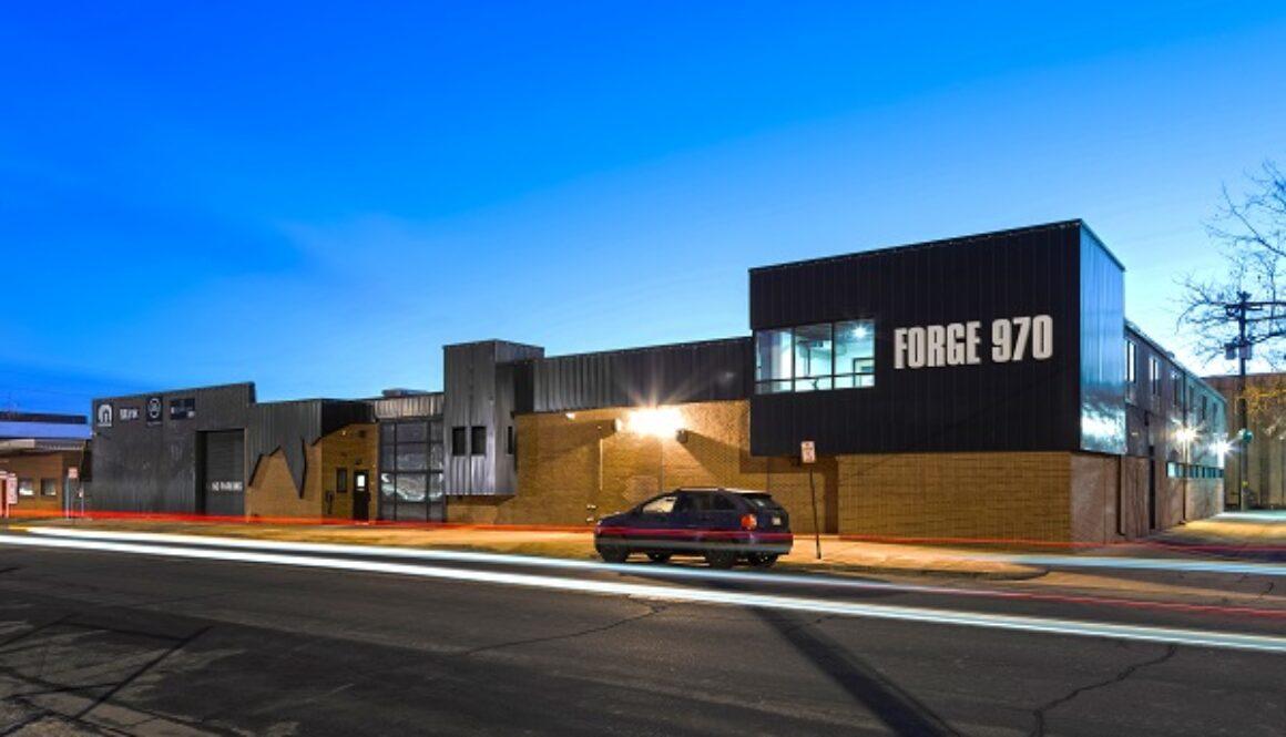 Atlas Real Estate New Office Space Lincoln Park Denver
