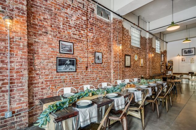 venues Historic Urban Coffee House For Rent