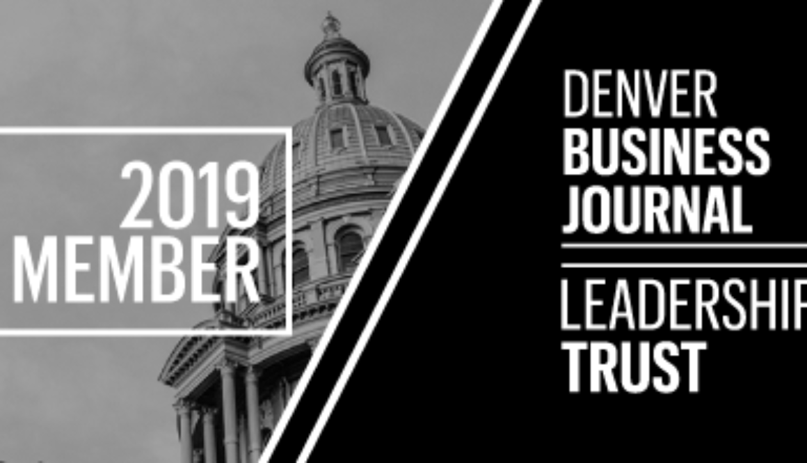 Denver Business Journal Leadership Trust Member