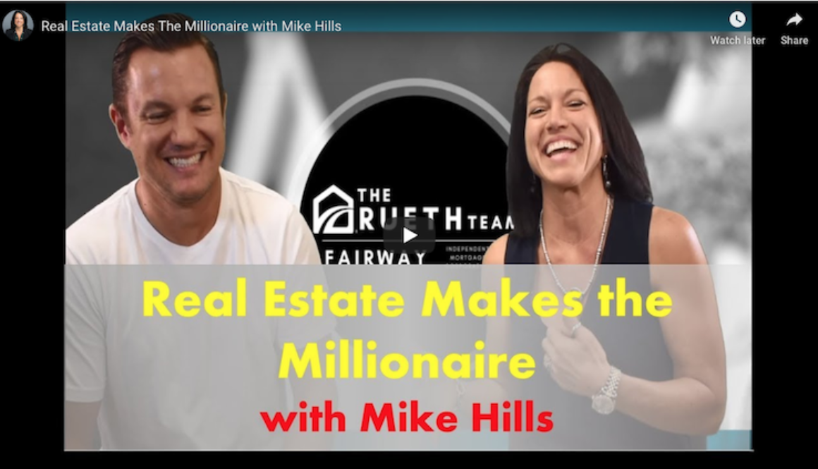 Mike Hills Real Estate investment strategy long-term wealth
