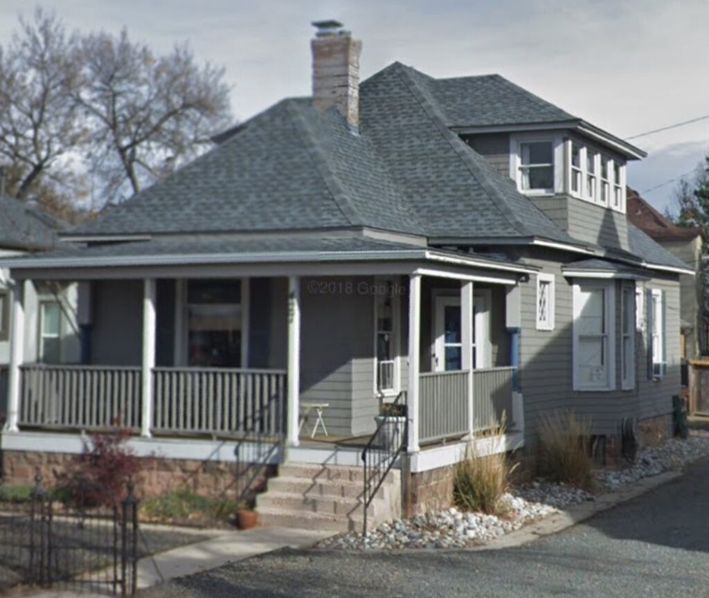 Atlas Colorado Springs Real Estate 427 North Weber Street