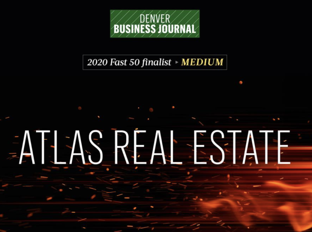 2020 Denver Fast 50 Award