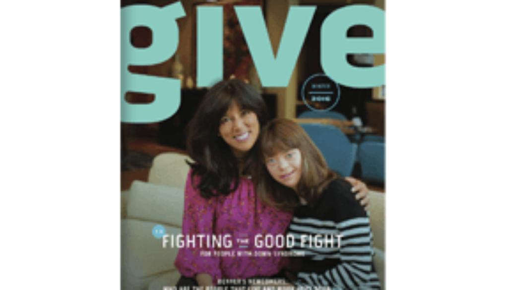 Give Magazine