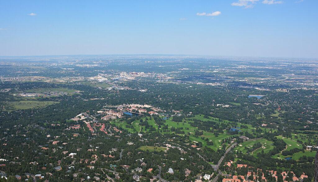 City of Colorado Springs Photo