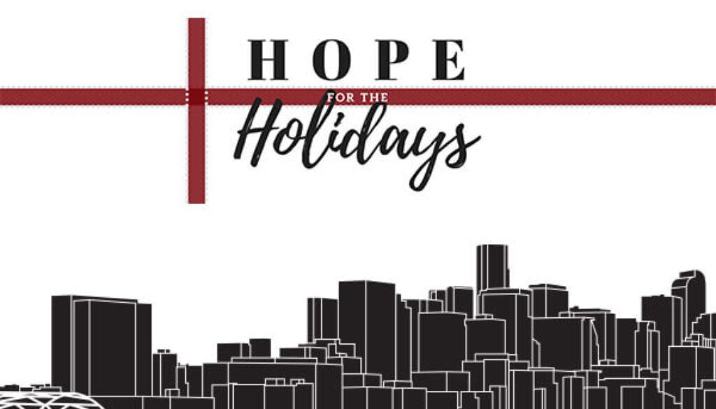 Hope for the Holidays Blog Header