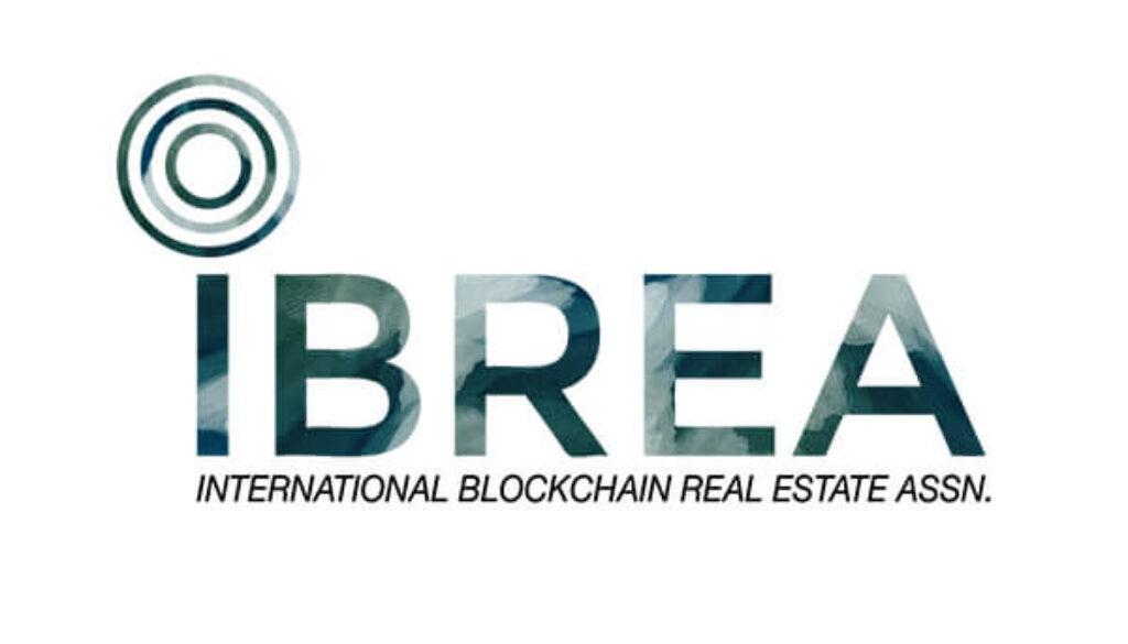 International Blockchain Real Estate Association (IBREA) Logo