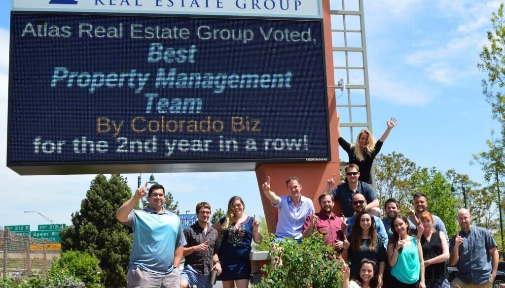 Best Property Management Company in Colorado Team Photo