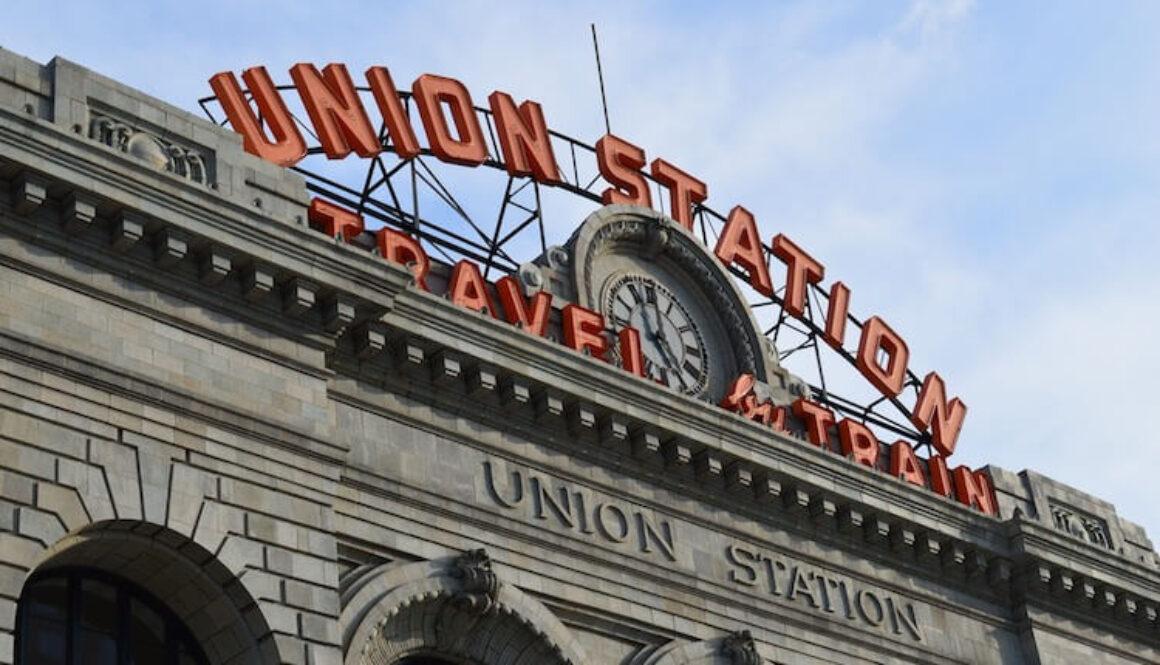 Denver's Union Station; Real Estate Market Update May 2018