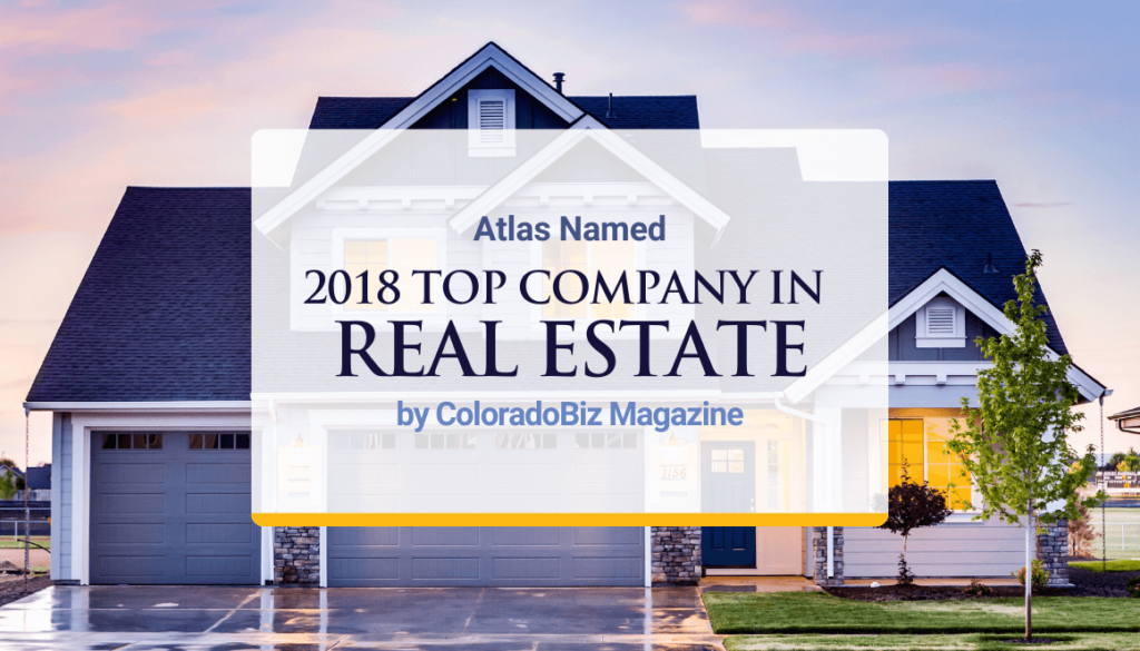 2018 Top company In Real Estate