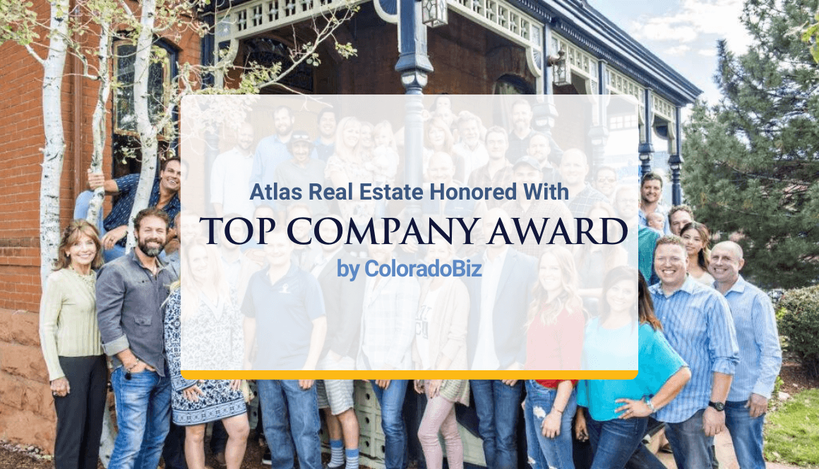 Atlas Real Estate Honored With Top Company Award by ColoradoBiz
