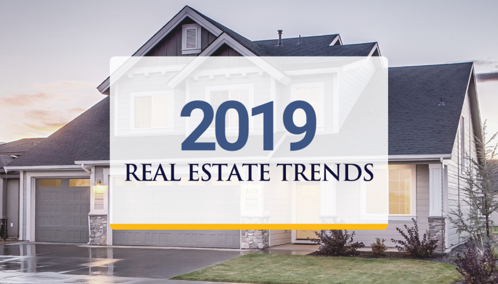 2019 Real Estate Investment Trends