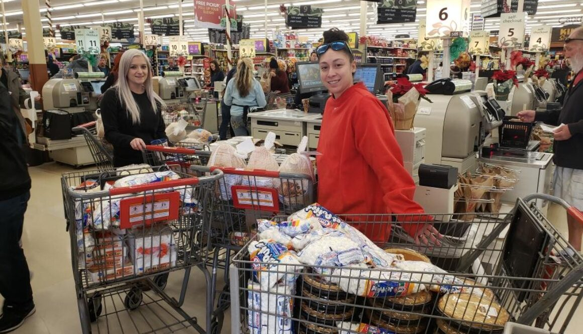 2019 Colorado Springs Thanksgiving Food Drive