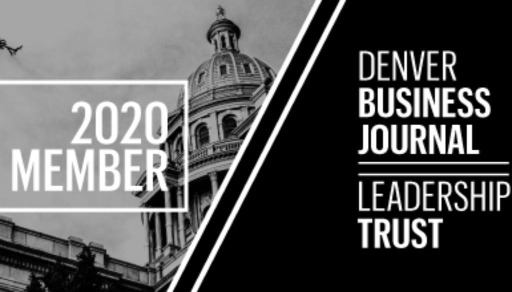 Denver Business Journal Leadership Trust Member Tony Julianelle