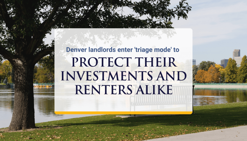 Atlas Team Comments on Protecting Investments and Renters During Triage Mode