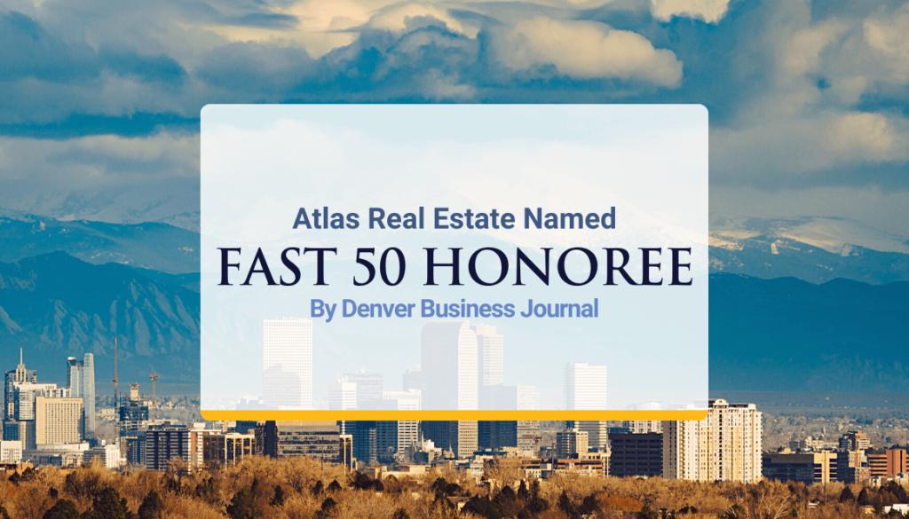 Denver Fast 50 Award