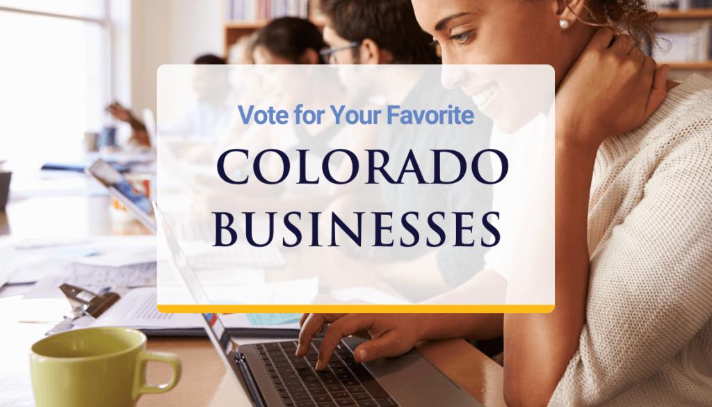 Best of Colorado Awards