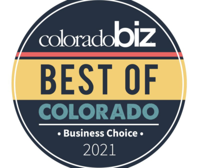 Best of Colorado Business Choice Awards