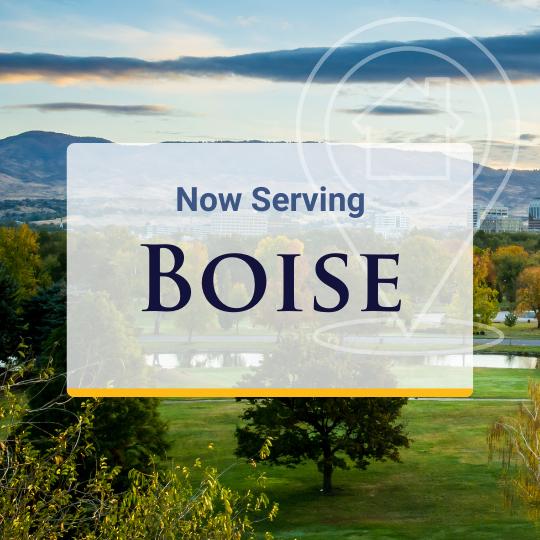 Atlas enters Bosie Idaho