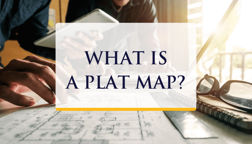 What is a Plat Map
