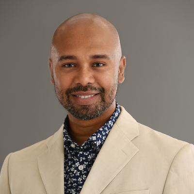 Christopher Frierson, VP of Talent and Culture