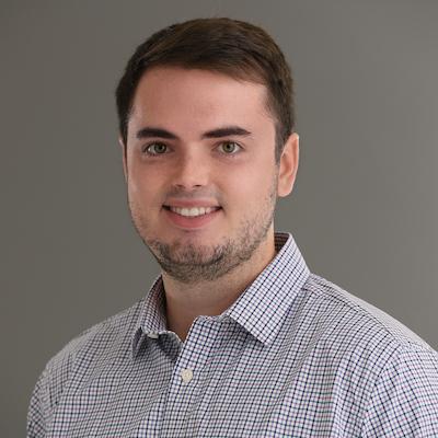 Nicholas Hutson, property manager
