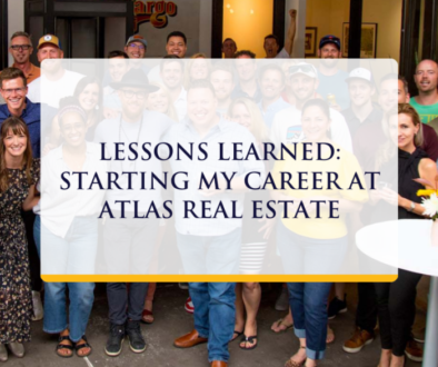 What I learned after starting my career at Atlas